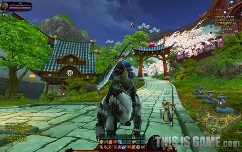 Những hình ảnh cận cảnh về MMORPG ASTA 7