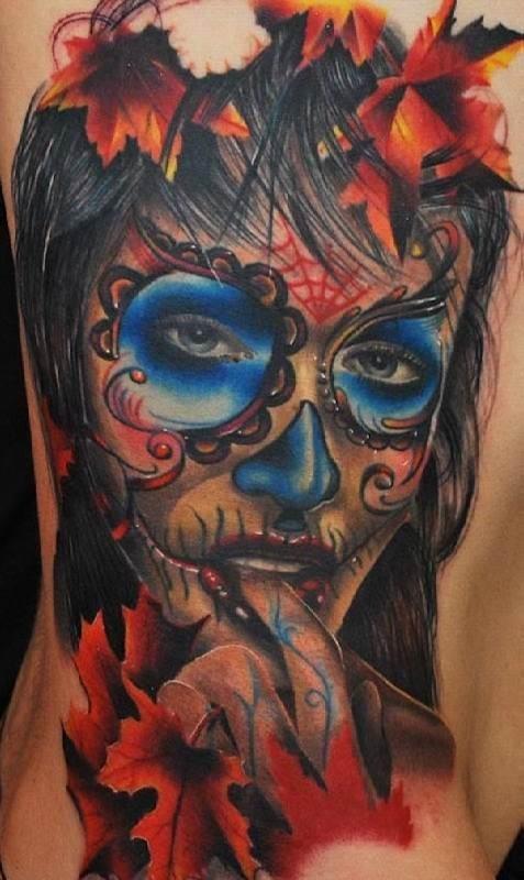 dedo_mordendo_o_dia_dos_mortos_tatuagem