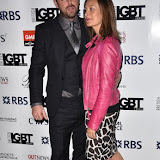 OIC - ENTSIMAGES.COM - Danny Dyer and Luisa Bradshaw-White at the  British LGBT Awards in London  13th May 2016 Photo Mobis Photos/OIC 0203 174 1069