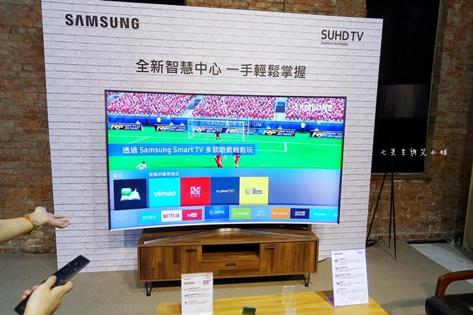 25 2016 三星 SAMSUNG SUHD 超4K電視