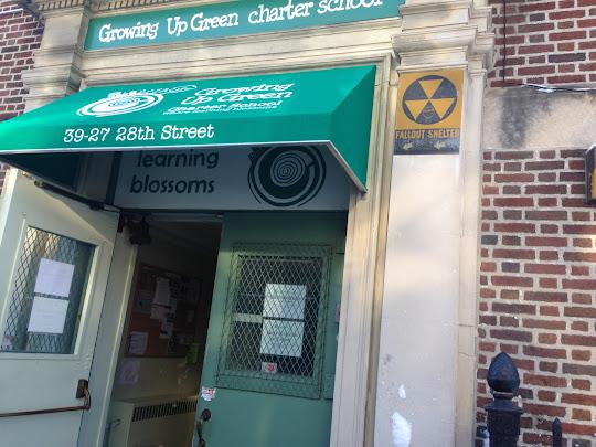 Growing Up Green Charter School