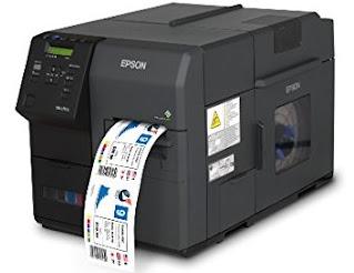 Epson ColorWorks C7500GE Téléchargements de pilotes
