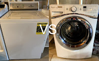 Speed Queen versus Whirlpool Duet Front Loader