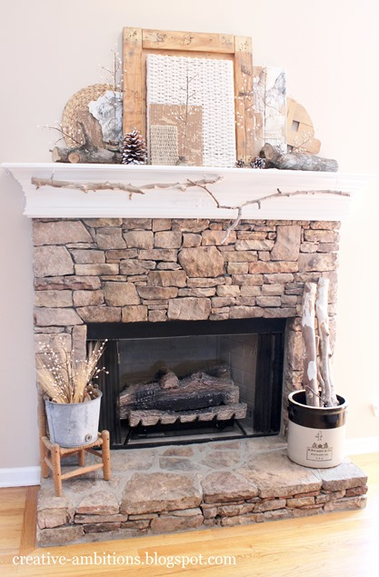 winter mantel wtrmk