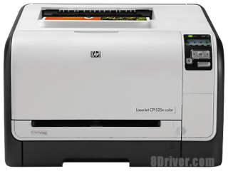 Free download HP LaserJet Pro CP1525n Printer drivers and setup