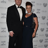 OIC - ENTSIMAGES.COM - Conrad Murray and Karen Hardy at the   Chain Of Hope Annual Ball  London Friday 20Th November 2015 Photo Mobis Photos/OIC 0203 174 1069