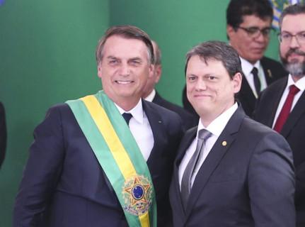 Ministro de Bolsonaro avança para romper contrato da ViaBahia nas BRs 324 e 116