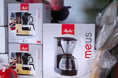BanCa野田店:コーヒー器具セール:コーヒーメーカー(メリタ)