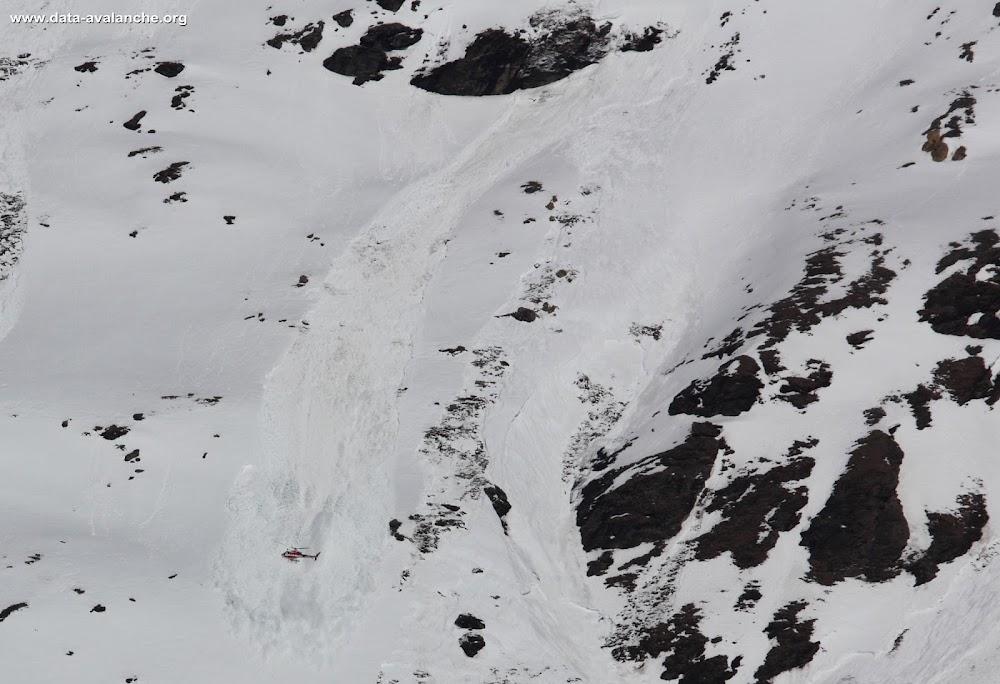 Avalanche Haute Tarentaise, secteur Grande Sassière, Davie - RD 902 - Photo 1