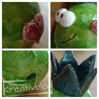 kleiner-kreativblog: Froschkönige