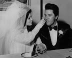 Boda de Elvis Presley y Priscilla Strauffon blog
