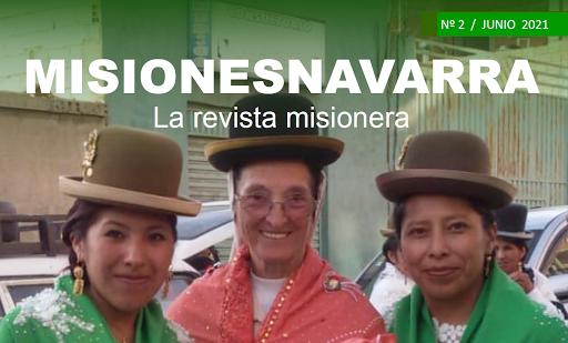 Revista nº2 MISIONESNAVARRA