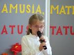 """Konkurs recytatorski poezji dziecięcej pt. """"Mama i tata w poezji"""" 26.05.2014r."""