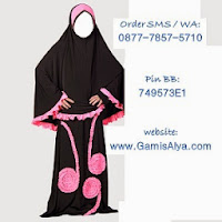 Gamis Alya contact information