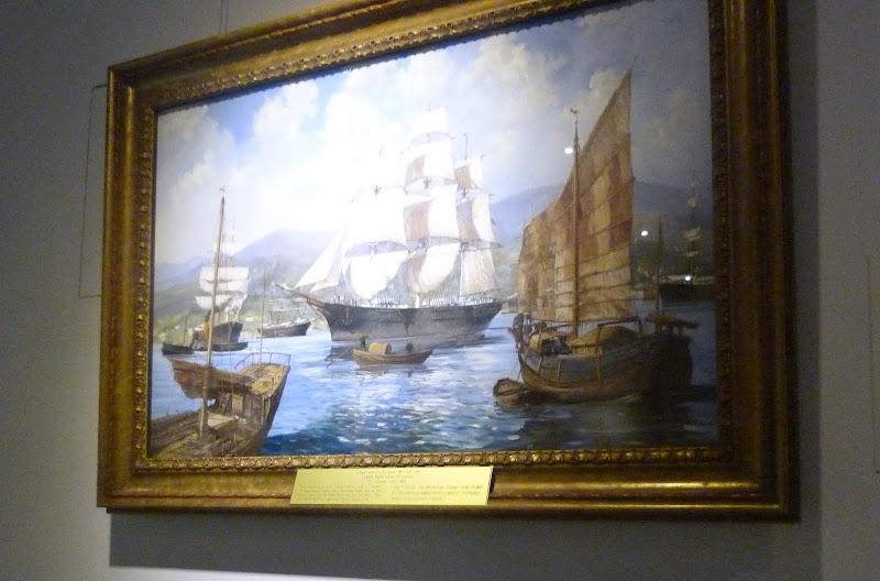 Taipei. Evergreen Maritime Museum. - P1340993.JPG