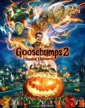 Capa Goosebumps 2: Halloween Assombrado  Dublado 2018 Torrent