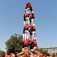Castells Catalans Want to vote 8-06-14 - IMG_1958.JPG