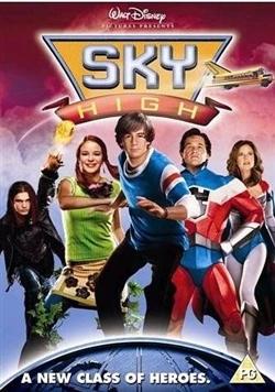 Sky High - Trường học siêu nhân