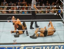 WWE Friday Night SmackDown 2014/04/25