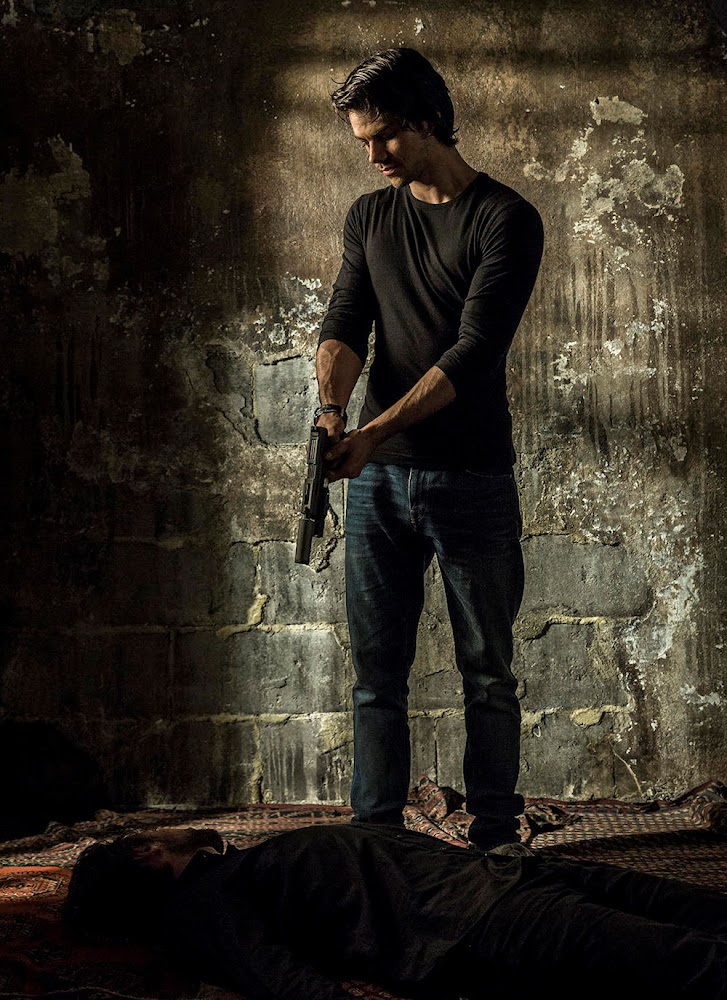 Dylan O'Brien stars as Mitch Rapp in AMERICAN ASSASSIN. (Photo courtesy of CBS Films).