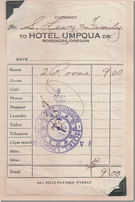 Hotel Umpqua