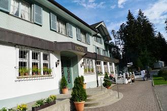 Photo: Gediegenes Hotel mit prächtiger Rundsicht