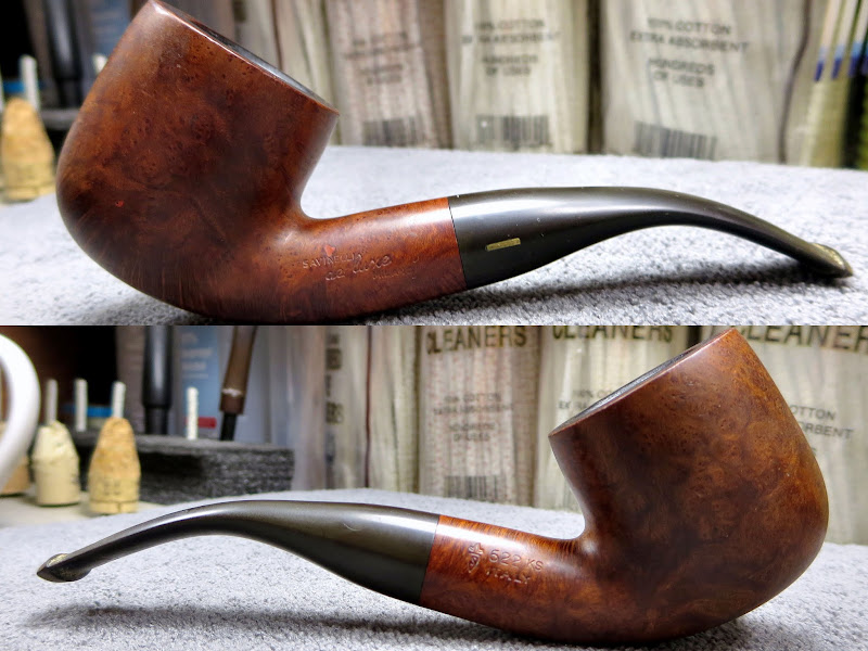 Savinelli De Luxe Milano 622KS Restoration A-%252520savdlm622ks001