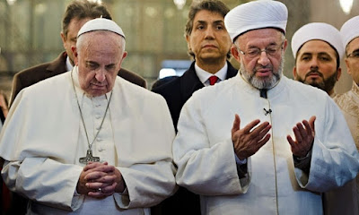 Pope Francis: Christians And Muslims Are Brothers And Sisters