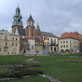 Wycieczka klas I - Kraków - Wawel - 17 kwietnia 2013