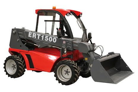Everun ERT1500 | 4x4 | Perkins 33hk | Lyfter 1350kg | Teleskoplastare