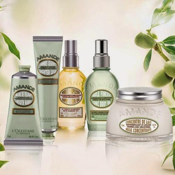 Badem proizvodi za čvršću i zategnutiju kožu