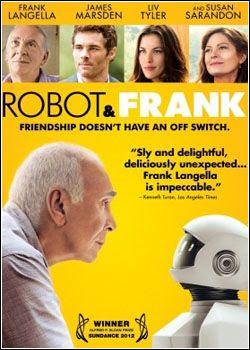 Download – Frank e o Robô – DVDRip AVI Dual Áudio + RMVB Dublado