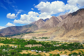 Ayun Village, Chitral