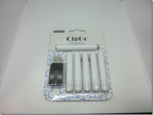 CIMG0538 thumb%255B1%255D - 【電子タバコ】CigGO PEN MINI「シグゴー ペン ミニ」レビュー。バッテリーとカートリッジがセット。単体でも吸えるが、あのタバコカプセルも吸える!【プルームテック互換/キット/電子タバコ】