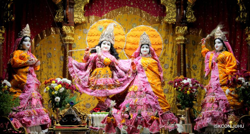 ISKCON Juhu Mangal Deity Darshan 29 Jan 2016 (14)