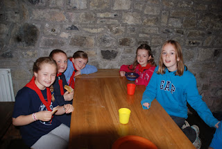 Ceadaoin Cubs pack Holiday 2014