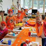 Koningsspelen op de Vullerschool