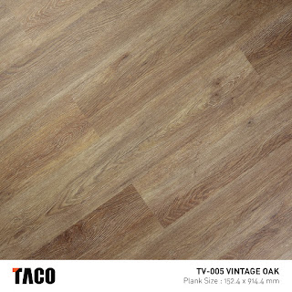 Vinyl Taco TV-005 Vintage Oak