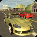 Car Race Simulator 3D icon