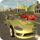 Car Race Simulator 3D icon