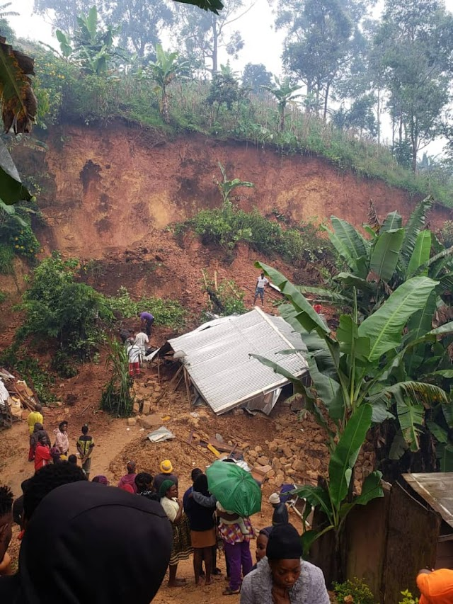 Landslide at Sisia II: Bamenda City Mayor orders Demolition in 24 hours