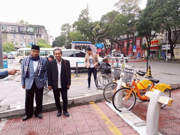 Peradaban Cina Hingga ke Level Moda Transportasi