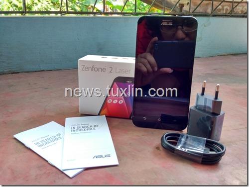 Paket Pembelian Asus Zenfone 2 Laser ZE550KL