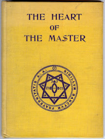 Cover of Aleister Crowley's Book The Heart Of The Master
