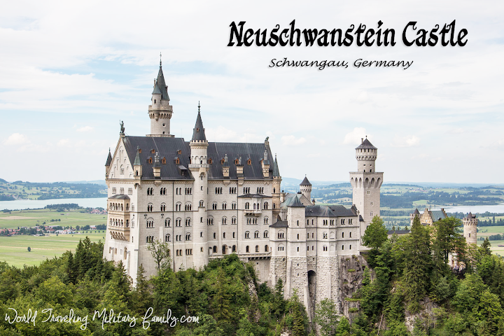 Neuschwanstein Castle - Schwangau, Germany