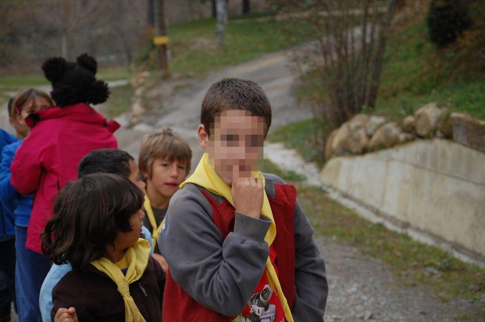 Sortida Castors i Llops a la Roca del Secut 2010 - DSC_0833.JPG