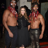 OIC - ENTSIMAGES.COM - Nikki Grahame at the Cirque Berserk! - press night in London 9th February 2016 Photo Mobis Photos/OIC 0203 174 1069