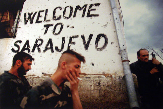 My story of the 1992-93 Alsace-Sarajevo aid convoy