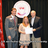Scholarship Ceremony Fall 2013 - King%2Bscholarship.jpg