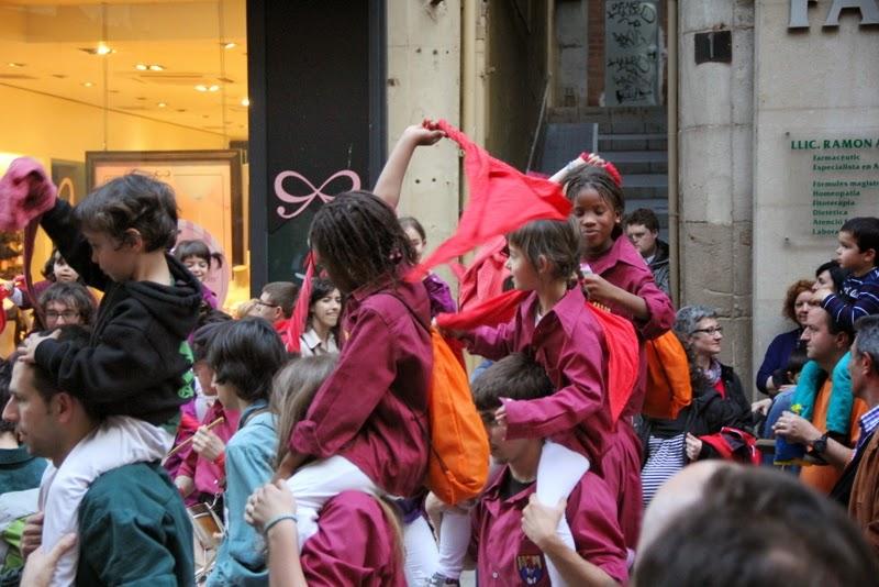 19è Aniversari Castellers de Lleida. Paeria . 5-04-14 - IMG_9633.JPG